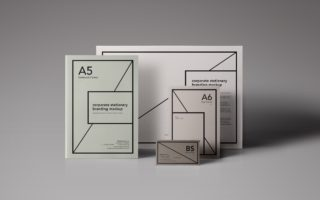 Balanced And Elegant Corporate Branding